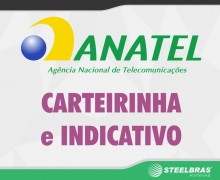 Noticia - carteirinha anatel