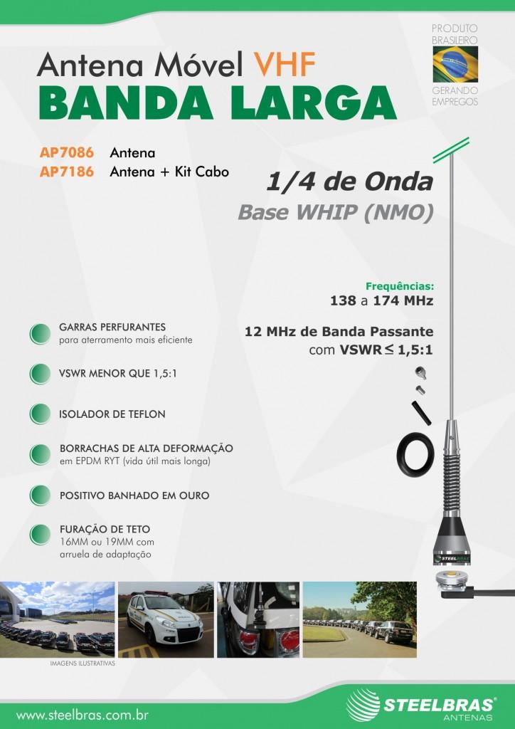 Antena AP7186